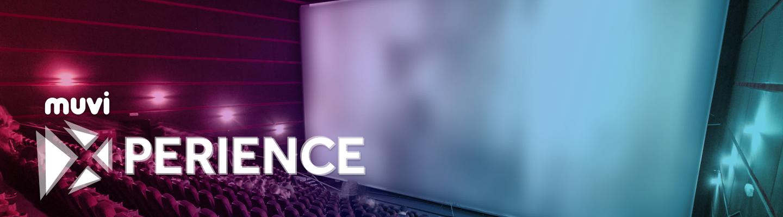 muvi Cinemas - Experience list
